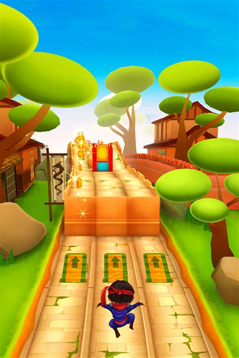 Ninja Kid Run Free  Fun Games  Android Apps On Google Play