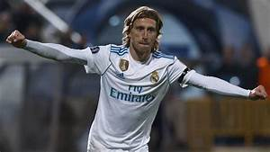 Real Madrid | Luka Modric decides to stay at Real Madrid ...  Real