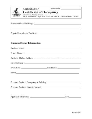editable possession letter format  builder