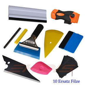 window tint tools car wrapping application kit sticker