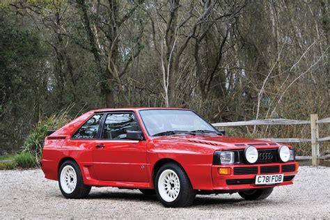 Audi Quattro by 1986 Audi Sport Quattro