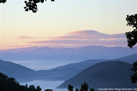 From Our Front Deck Photo Gallery Blue Ridge Mountain Life