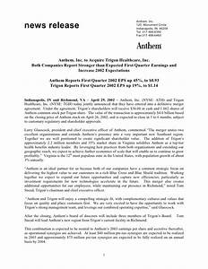 Anthem, Inc. to Acquire Trigon Healthcare, Inc. Both ...