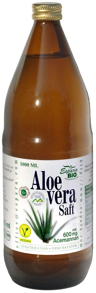 espara aloe vera saft bei valsona  kaufen