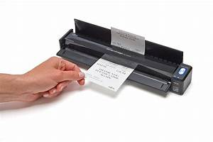 fujitsu scansnap ix100 wireless mobile scanner With easy document scanner