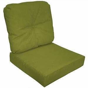 Garden Oasis 2 PIECE DEEP SEAT CHAIR CUSHION SET, ELSMORE ...