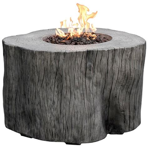 This diy project was fun to build, it was my first time using. Union Rustic Muhammad Outdoor Concrete Propane Fire Pit | Wayfair