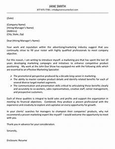 Advertising cover letter example cover letter example for A cover letter is an advertisement