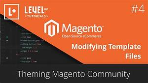 theming magento community 4 modifying template files With magento community templates