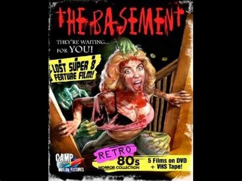 """Movies To Watch On A Rainy Afternoon """"the Basement (1989"""