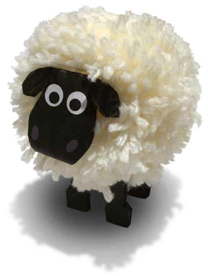cute lamb sheep crafts red ted arts blog