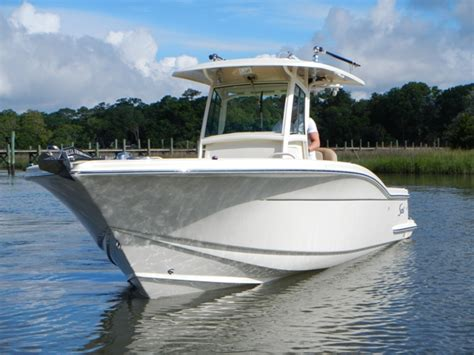 Scout Boats Factory Location by 2012 Scout 262xsf T150 S With 100 Hours Extended Warranty