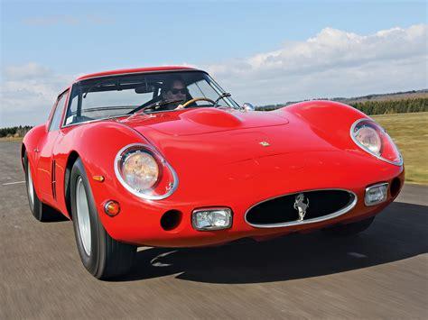 FERRARI 250 GTO specs & photos - 1962, 1963, 1964 ...