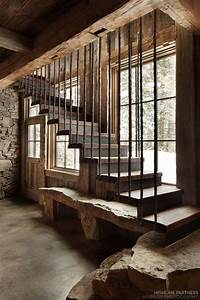 17 Best images about Rustic staircase on Pinterest ...