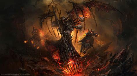 Wallpaper World Of Warcraft Wow Warlock Wallpaper 76 Images