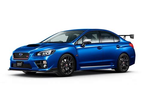 subaru wrx 2016 subaru wrx s4 ts sti announced for japan
