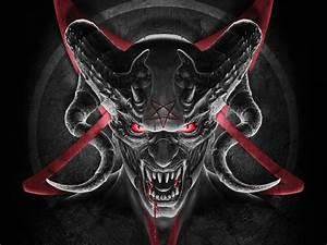 Evil, Demon, Wallpaper