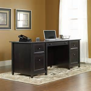 edge water executive desk 409042 sauder