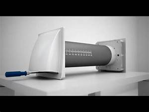 Lüftung Keller Ohne Fenster : mach 39 s mit marley frischluft w rmetauscher montieren youtube ~ Watch28wear.com Haus und Dekorationen