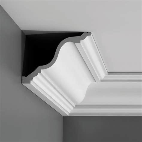corniche moulure de plafond luxxus orac decor pour deco rail c334