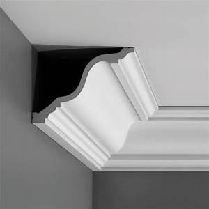 Corniche Plafond Platre : corniche plafond luxxus orac decor moulure d corative ~ Edinachiropracticcenter.com Idées de Décoration