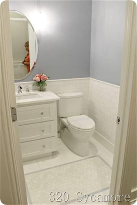 bathroom paint color november skies by benjamin moore