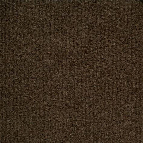 trafficmaster brown ribbed 18 inch x 18 inch carpet tiles