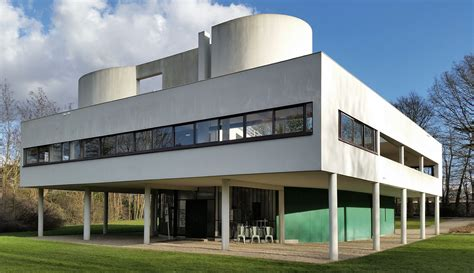 house floor plans with photos how le corbusier shaped the fashion