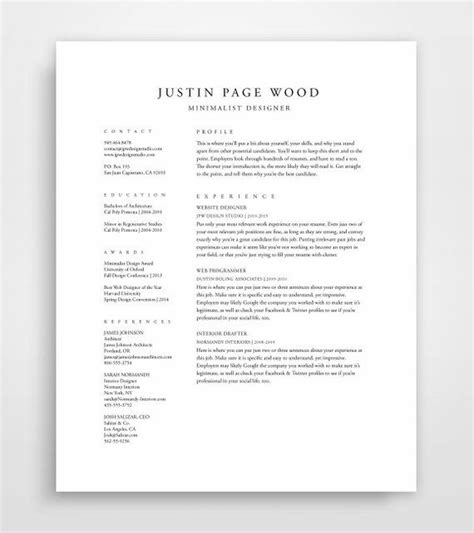 Traditional Resume Exle by Traditional Resume Template Resume Classic