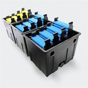 Filtration Biologique Pour Bassin A Poisson : kit filtration uv sans pompe pour bassin 40 60 m ~ Premium-room.com Idées de Décoration
