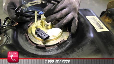 how petrol cars work 2004 chevrolet classic parking system how to install fuel pump assembly e3609m in a 2004 2007 chevy silveraro 1500 truck youtube