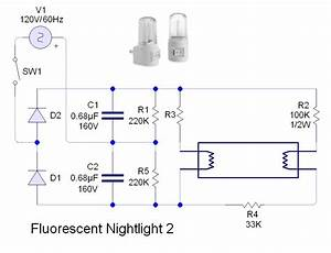 Wiring Schematic For Fluorescent Light Wall Fixture