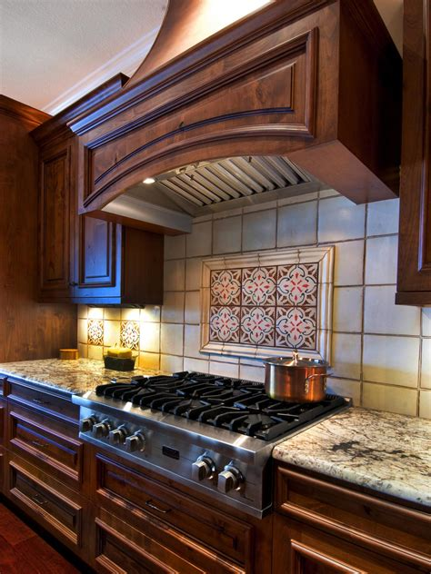 traditional kitchen tiles photo page hgtv 2907