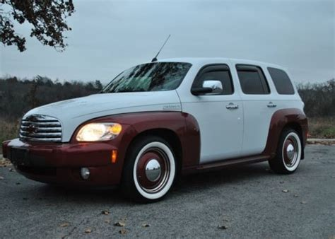 Purchase Used 2008 Chevrolet Hhr Lt Wagon Custom Retro