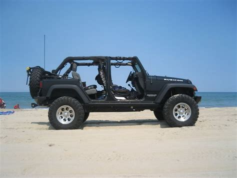 jeep wrangler beach unlimited s doors off or on jkowners com jeep