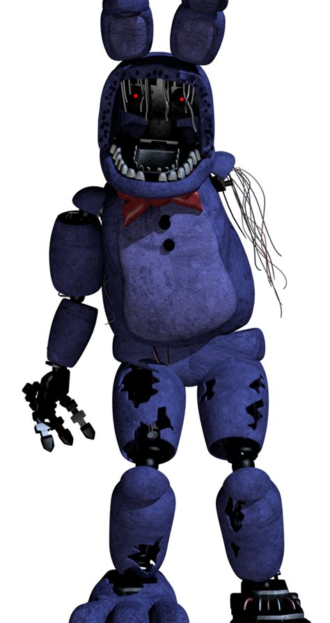 Bonnie Images Withered Bonnie Www Imgkid The Image Kid Has It