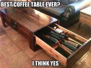 Best coffee table ever military humor for Best coffee table ever