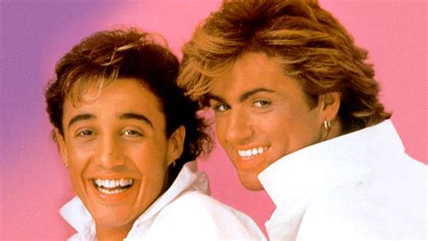 wham poster george michael you were more than a musician to me you