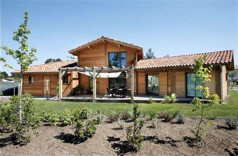 maison en bois drome maison en bois la maison bois par maisons bois