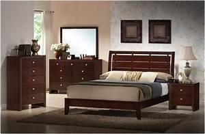 6Pc Carolina Queen Bedroom Set BEL Furniture Houston