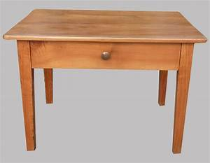 Table Basse Ancienne : petite table basse ancienne en bois fruitier ~ Dallasstarsshop.com Idées de Décoration
