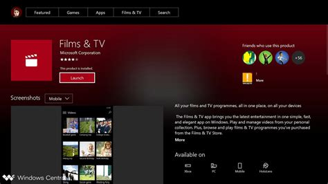 Examining The New Movies And Tv App In Xbox One Preview