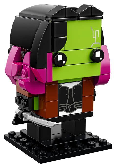 LEGO® BrickHeadz - Gamora 41607 (2018) | LEGO ...