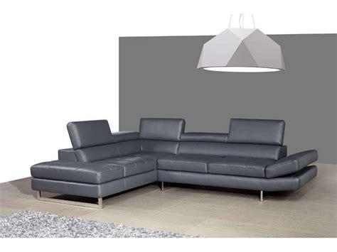 conforama canape cuir photos canapé d 39 angle cuir gris conforama