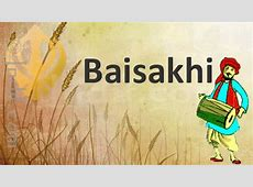 Baisakhi, Vaisakhi The Harvest Festival of India