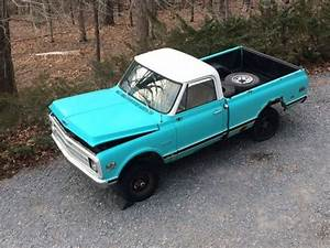 1969 C10 Chevrolet Truck 4x4 Shortbed For Sale