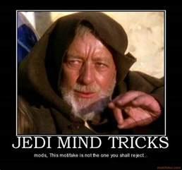 Jedi Mind Trick Meme