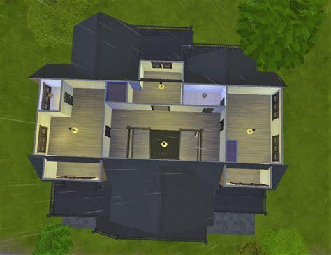 Download sims 4 mansion mod & furnish your dream mansion. Unfurnished Log Mansion 6 bedrooms 6 bathrooms ...