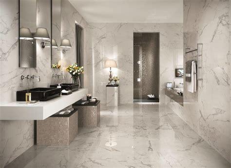 Popular Marble Tile Bathroom
