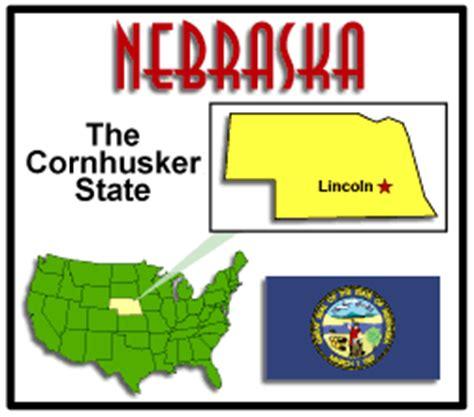 county map project nebraska